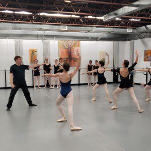 Valery Lantratov - Master Class