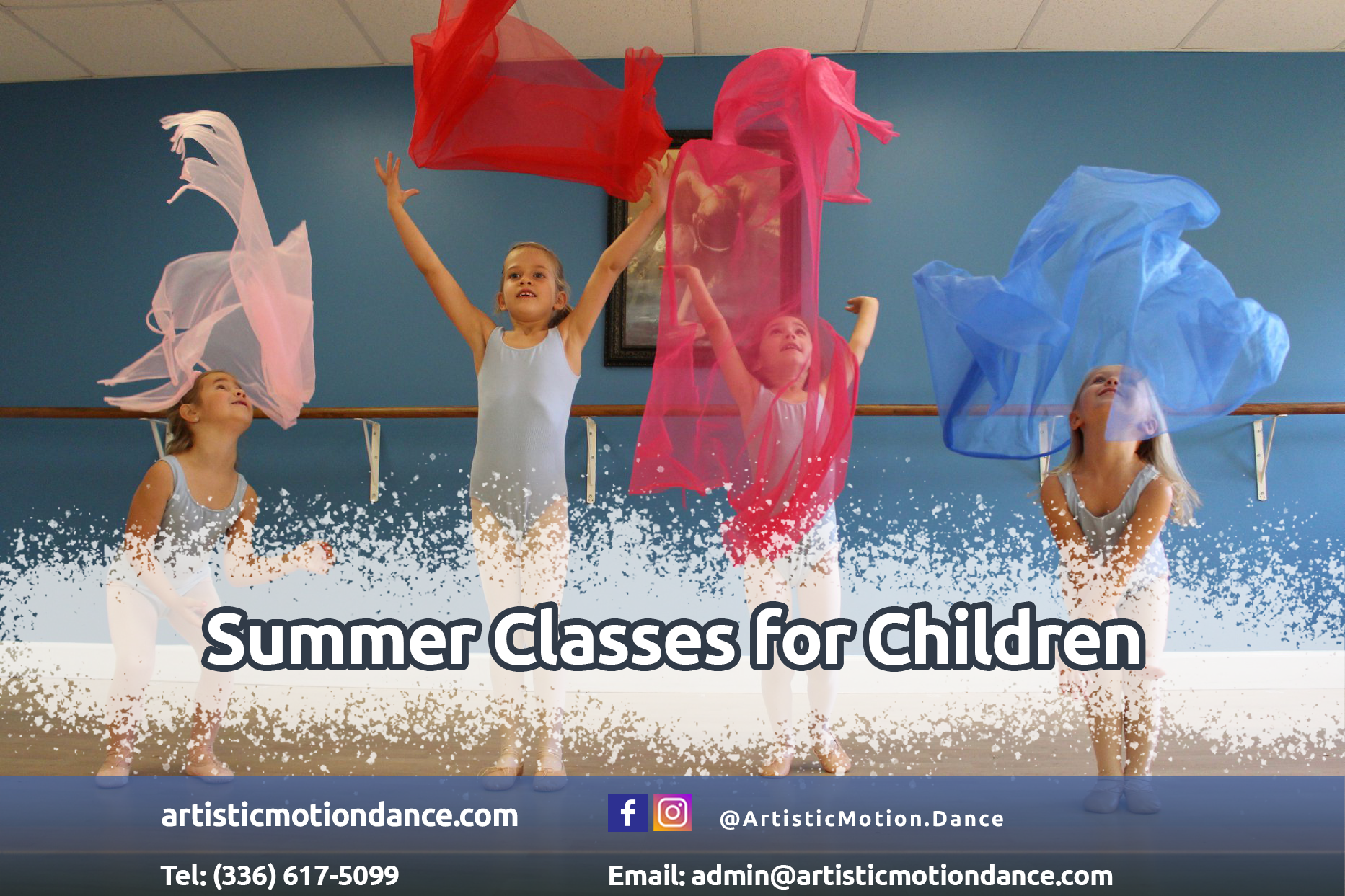 Summer Camps and Classes!